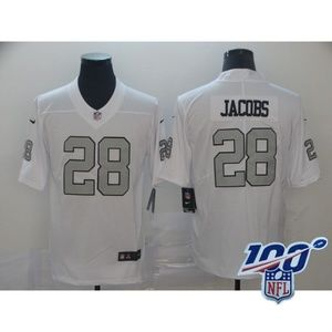 Other - Oakland Raiders Josh Jacobs Jersey (12)